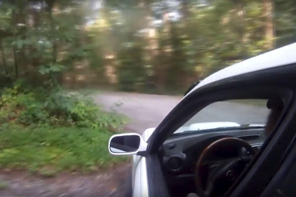 Friday FAIL: Subaru WRX Rally Crash