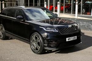 Project Kahn Range Rover Velar