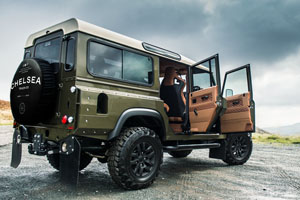 Chelsea Truck Company Land Rover Defender Station Wagon Chelsea Wide Track