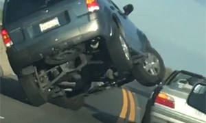 Friday FAIL Flip Ford Escape