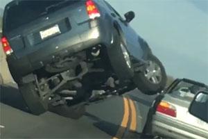 Friday FAIL Flip Ford Escape