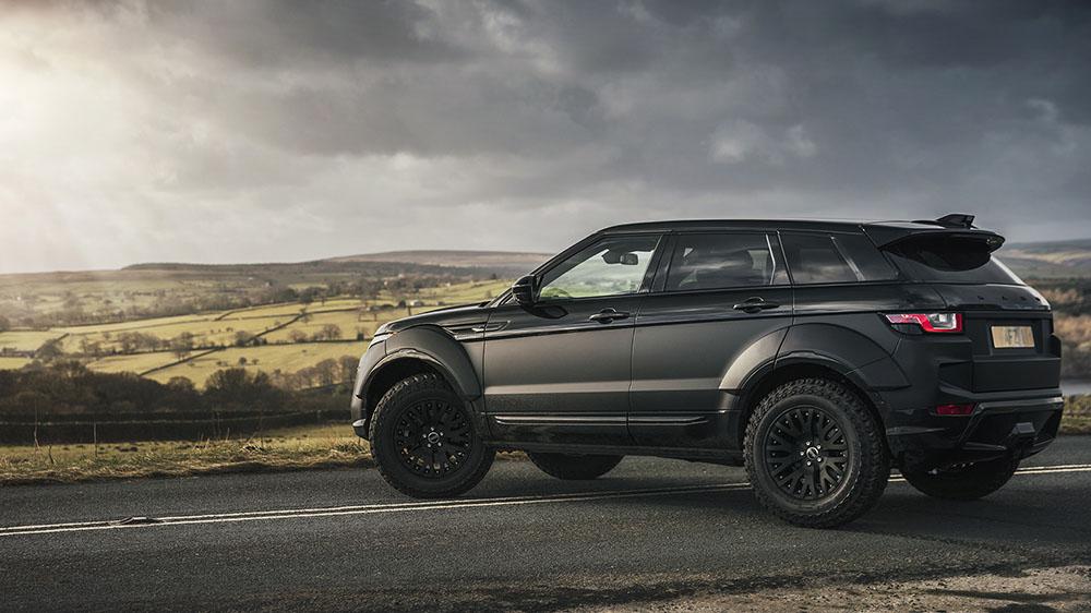 Kahn Design Range Rover Evoque X-Lander