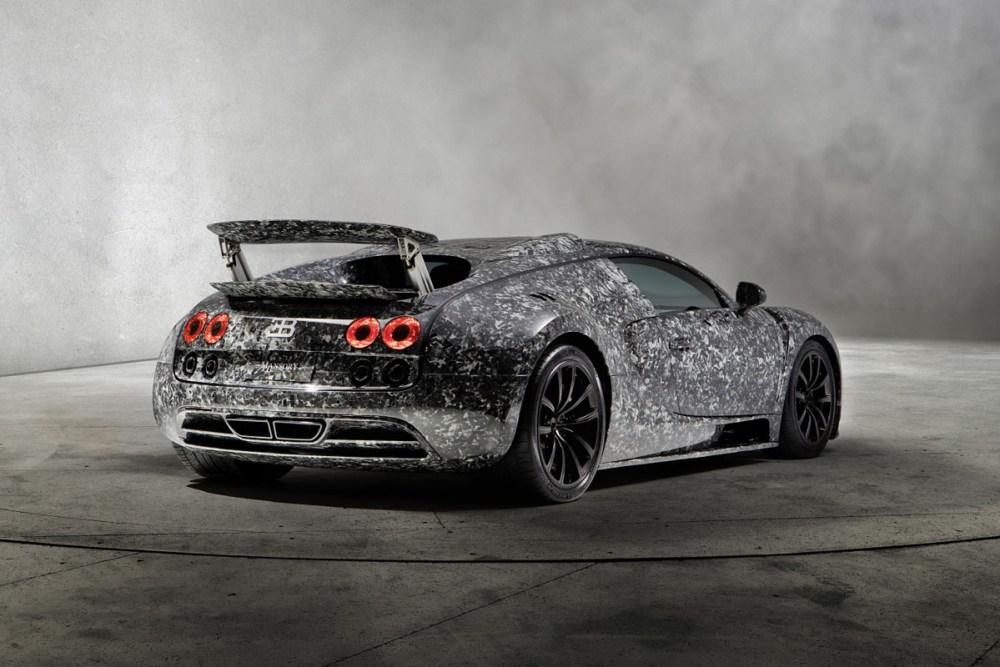 Mansory Bugatti Vivere Diamond Edition by Moti