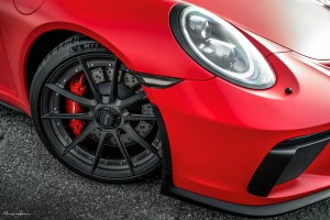 @omgt3 Porsche 911 GT3 with Brixton Forged WR3 Duo Series Wheels