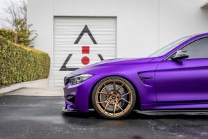 BMW M4 Vorsteiner V-SF 001 Wheels