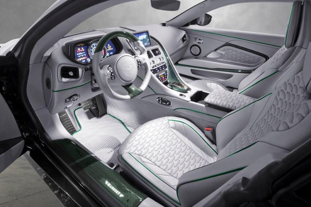 Mansory Cyrus Aston Martin DB11