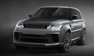 Project Kahn Range Rover Sport SVR Carbon Edition Pace Car