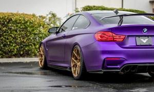 BMW M4 Vorsteiner Wheels