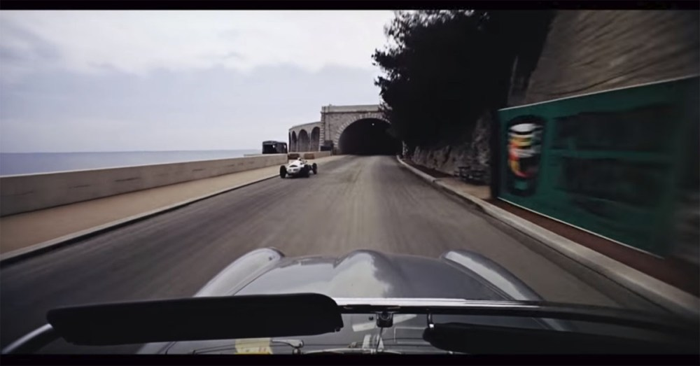 1962 Monaco Grand Prix in the documentary, 'Flying Clipper'