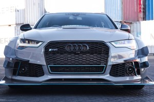 Race! Widebody Audi RS6 Avant with ADV.1 ADV7R Track Spec CS Series Wheels