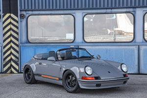 DP Motorsport 911 Speedster