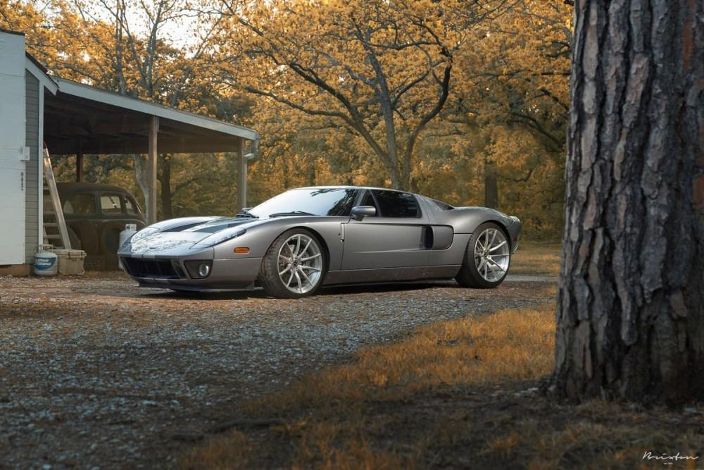 Ford GT Brixton Forged WR3 Ultrasport+ Wheels