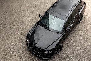 Kahn Bentley Bentayga Diablo Edition