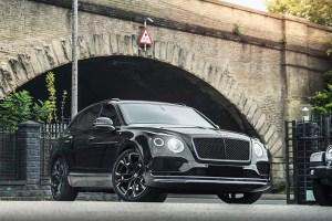 Kahn Bentley Bentayga Diablo Edition