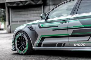 ABT Sportsline Audi RS6-E Prototype