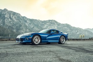Dodge Viper GTS ADV.1 ADV05 Track Spec Advanced Series Wheels