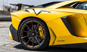 Aventador SV Brixton Forged WR3 Wheels