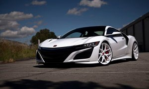 Acura NSX PUR 4OUR Wheels by SR Auto Group