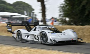 Goodwood Festival of Speed Timed Shootout
