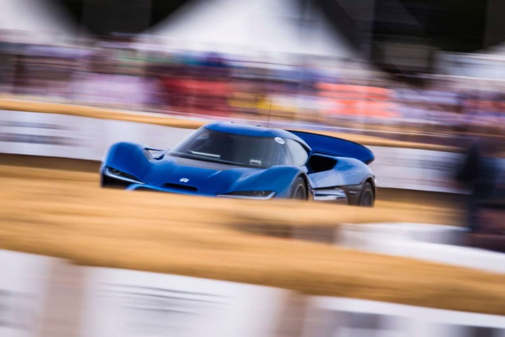 Goodwood Festival of Speed Timed Shootout by Drew Gibson