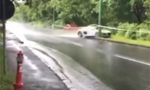 Friday FAIL Audi R8 Crash