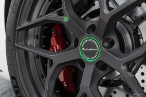 Alfa Romeo Giulia Quadrifoglio with Brixton Forged PF5 Duo Series wheels by ReinART Design