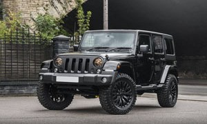 CJ300 Jeep Expedition Edition