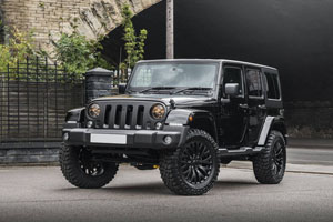 CJ300 Jeep Expedition Edition