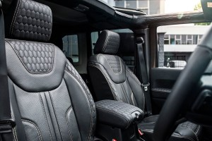 Chelsea Truck Company Jeep Wrangler Night Eagle Black Hawk Edition