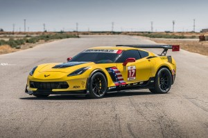 Vengeance Chevy Corvette Z06 with ADV5.0 M.V2 CS Series wheels from Speed Society
