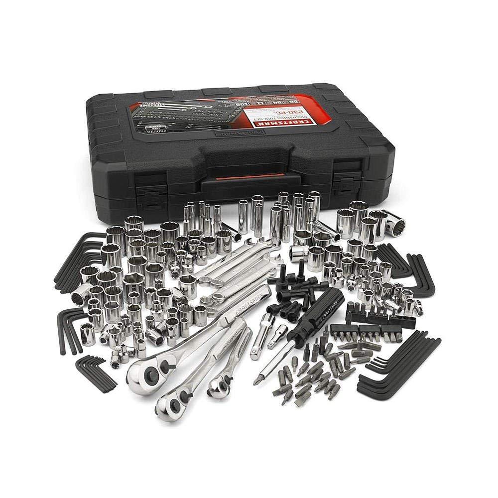 Craftsman 230 piece mechanics tool set