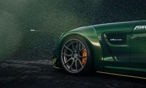 Mercedes-AMG GT S ADV.1 Wheels