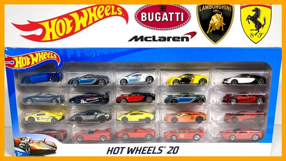 Happy Birthday, Hot Wheels!