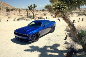 Hennessey Performance HPE1000 Dodge Challenger SRT Hellcat Redeye