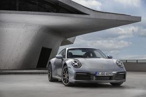 992 generation Porsche 911