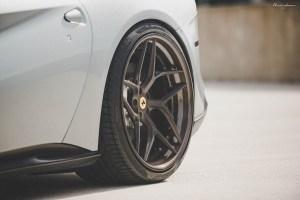 Ferrari F12Berlinetta with Brixton Forged PF5 Targa Series wheels by Autodynamica