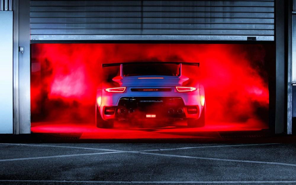 Gemballa GTR 8XX EVO-R Porsche 911 Turbo