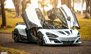 Mansory McLaren 720S PUR Wheels