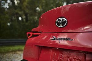 Toyota Supra GR