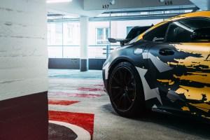 Fostla Mercedes-AMG GT R