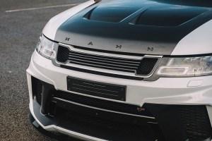 Project Kahn Range Rover Sport SVR Capital City Edition