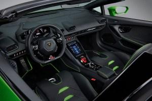 Lamborghini Huracan EVO Spyder