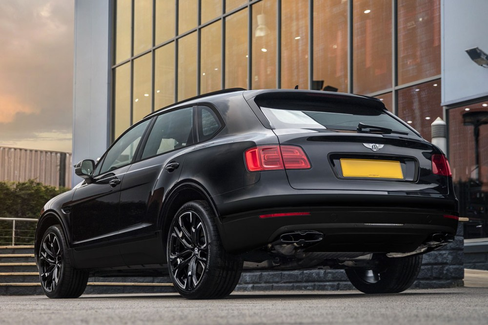 A Kahn Design Bentley Bentayga Centenary Edition