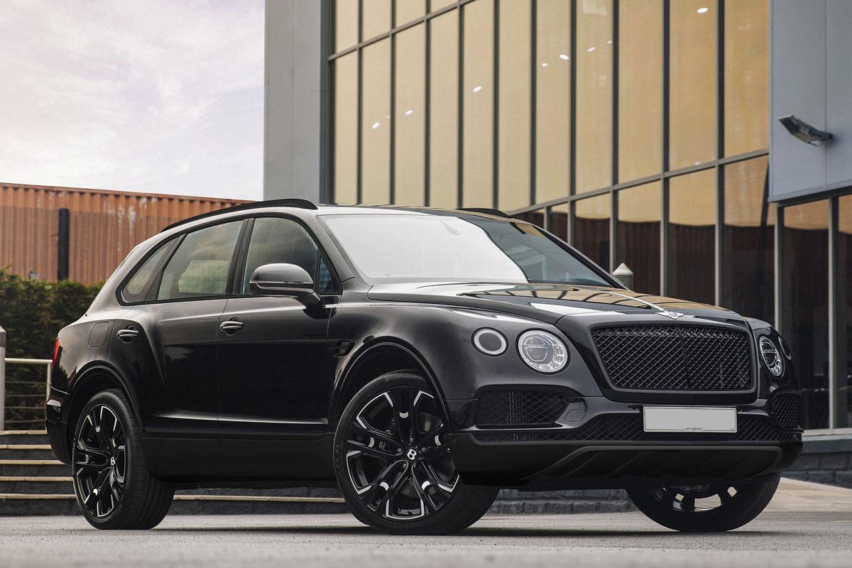 Ride In Style With The Kahn Design Bentley Bentayga Centenary Edition
