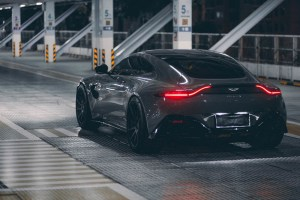 Aston Martin Vantage with Brixton Forged R10D Duo Series Wheels by ReinART Design