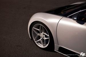 Bugatti Veyron Sang Noir PUR RS36 wheels by SR Auto Group