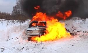Garage54 and Gun Gun Style Shooting Lada