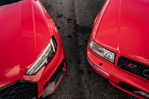 ABT Sportlsine Audi RS4+ and RS2