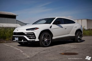 Lamborghini Urus with PUR RS39 Wheels by SR Auto Group