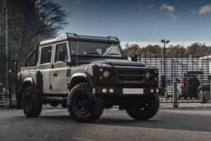 Chelsea Truck Company Land Rover Defender XS 110 Double Cab Pick U